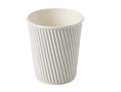 White-ripple-cup